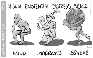 Visual Existential Distress Scale